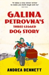 galina P paperback cover