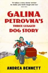 galina P paperback cover