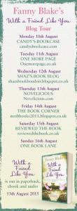 Fanny Blake Blog Tour