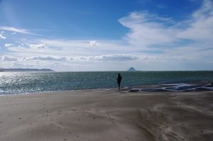 Martine's NZ beach