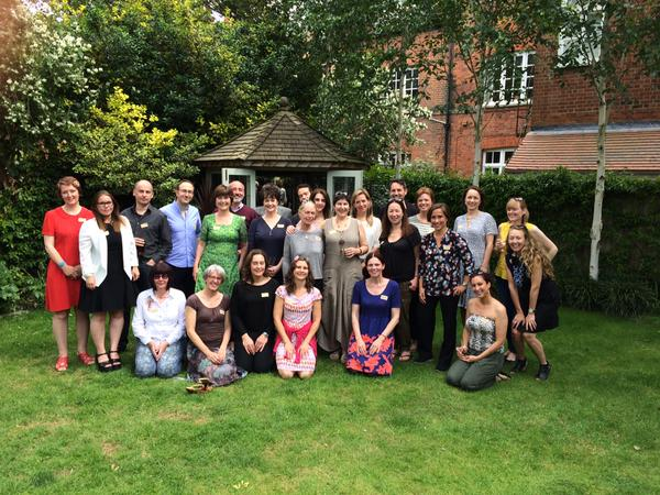 TPW lunch 17 June 2015