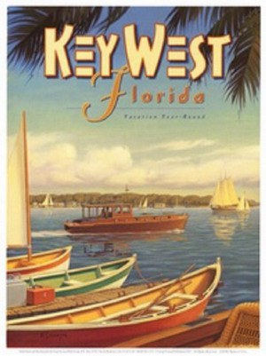 key-west poster