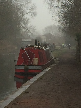 Black Country narrowboat